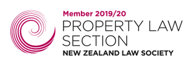 Member of the Property Law Section of the New Zealand Law Society